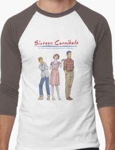 Sixteen Cannibals Men's Baseball ¾ T-Shirt