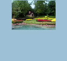 English Style Cottage With Landscaped Pond T-Shirt