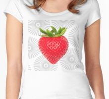 Berry Burst Women's Fitted Scoop T-Shirt