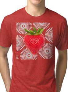 Berry Burst Tri-blend T-Shirt