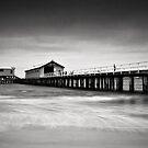 Queenscliff Pier by Christine  Wilson Photography