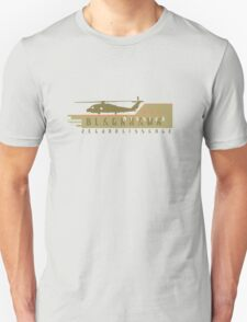 Black Hawk Helicopter T-Shirt