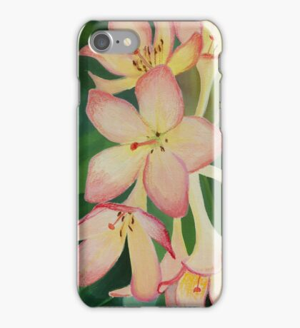 Light Pink iPhone Case/Skin