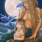 Mermaids by Graeme  Stevenson