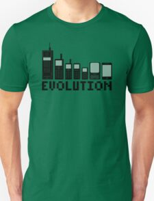 Cell Phone Evolution T-Shirt