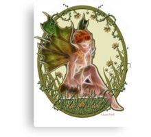 Forever Keepsakes™ Proudly Presents Woodland Fae by Liane Pinel Canvas Print