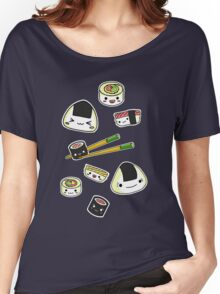 Mix Sushi Women's Relaxed Fit T-Shirt