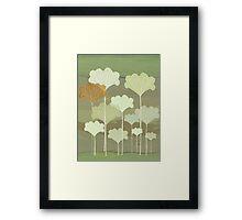 11 Flowers Framed Print