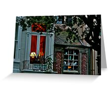 Ginger Bread House Greeting Card