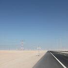 A Long Road by Adam Adami