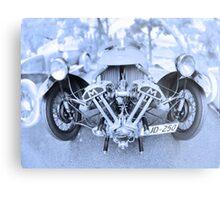 Morgan Supersport 1946 Metal Print