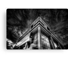 Cloud Central Headquarters Canvas Print