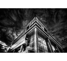 Cloud Central Headquarters Photographic Print