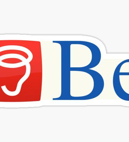 Be! Sticker