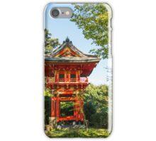 Temple Gate, Japanese Tea Garden iPhone Case/Skin