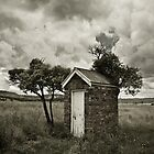 The Outhouse by Larissa Dening