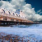 Southsea Pier 2 by Drew Walker