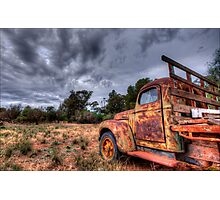 Gone but not forgotten 3 Photographic Print