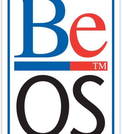 BeOS Sticker