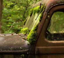 Vintage Dodge Truck Sticker