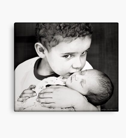 There's nothing I'd rather do. Canvas Print