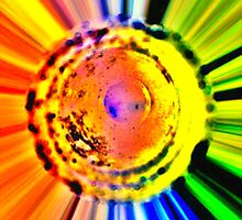 215 Patient ~ Rainbow Explosion Out of a Water Bong by KaylaArielle