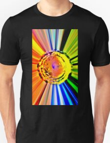 215 Patient ~ Rainbow Explosion Out of a Water Bong T-Shirt