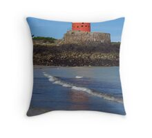 Archirondel Tower, Jersey Throw Pillow