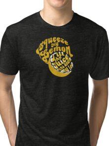 The Lemon Tee Tri-blend T-Shirt