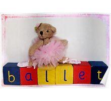 Little Ballerina :) Poster
