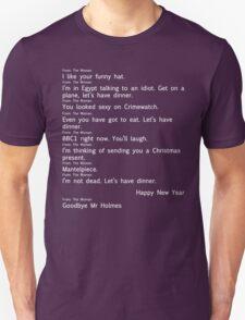 Scandal Text 2 part 2 Unisex T-Shirt