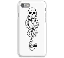 Dark Mark iPhone Case/Skin