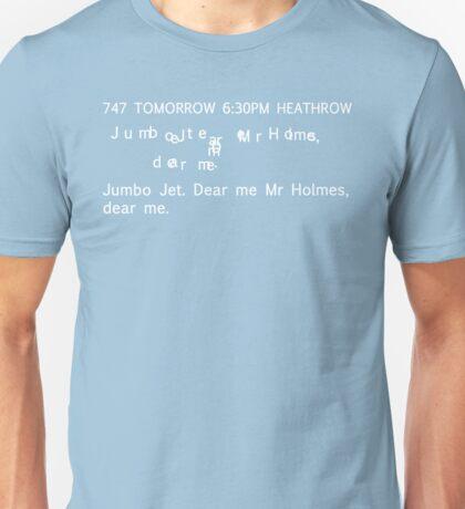 Scandal Text 3 T-Shirt