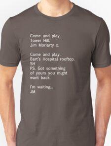 Reichenbach Text 1 T-Shirt