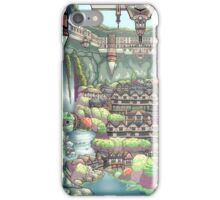 The Capital City iPhone Case/Skin