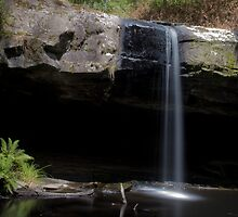 Lower Kalimna Falls  by Keith Irving
