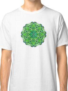 Flower of life mandala Classic T-Shirt