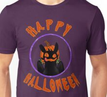 toothless wishes a happy halloween Unisex T-Shirt