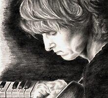 Eric Johnson by Kathleen Kelly-Thompson