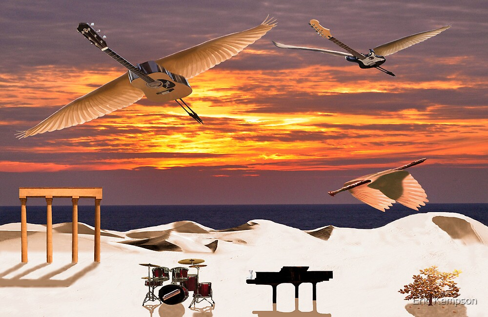 Rock Harmony by Eric Kempson