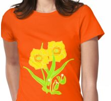 SPRING TEE/BABY GROW Womens Fitted T-Shirt