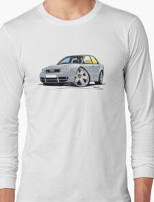 Audi S4 (B5) Silver Long Sleeve T-Shirt