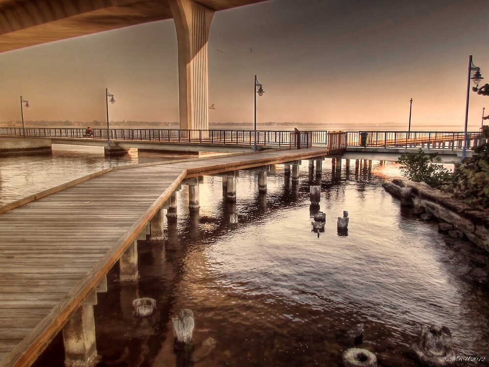 Boardwalk by Noble Upchurch