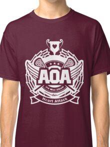 AOA White Classic T-Shirt