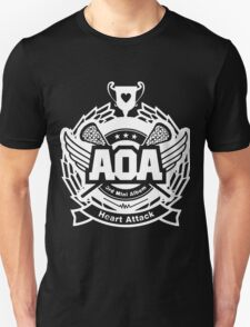 AOA White T-Shirt