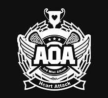 AOA White Unisex T-Shirt