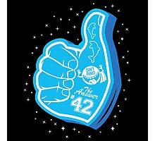 We're #42! Photographic Print