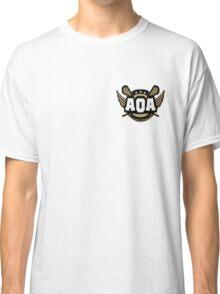 AOA Brown Classic T-Shirt