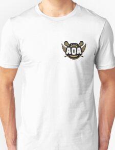 AOA Brown Unisex T-Shirt