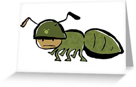 in the army by greendeer